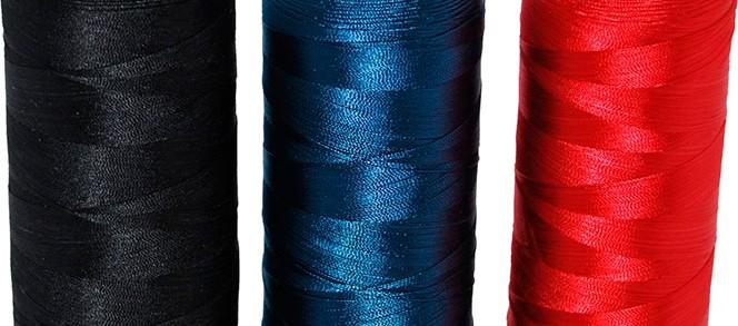 Вышивка шелковыми нитями